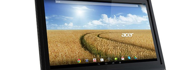 Acer DA241HL: All-in-one Android con Tegra 3