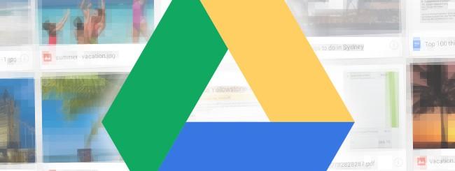 App Google Drive su Android riceve un importante aggiornamento