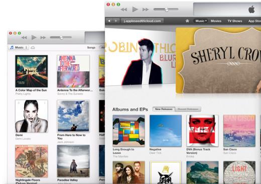 Download iTunes 11.1 per iOS 7