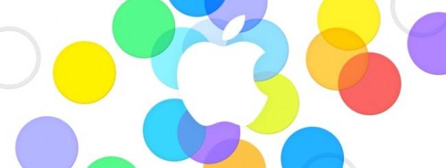 Evento Apple 10 settembre con uscita iPhone 5S e iPhone 5C (invito)