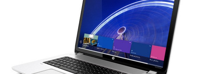 HP Envy 17: Primo notebook con Leap Motion