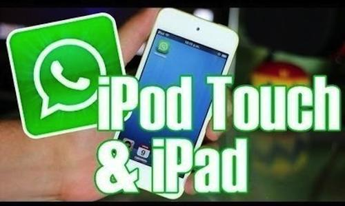 Installare WhatsApp su iPad e iPod touch senza jailbreak