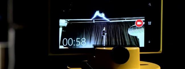 Nokia Lumia 925 si ricarica con i fulmini