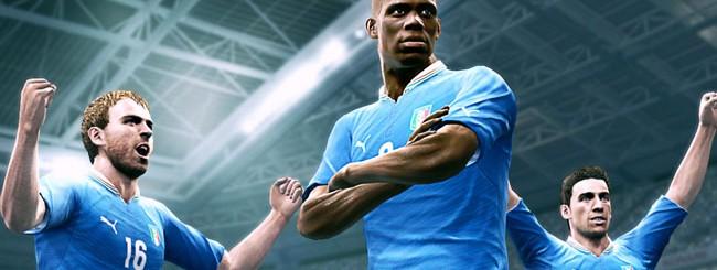 PES 2014: Prima patch online