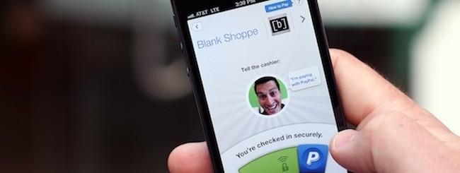 PayPal aggiorna applicazione per iOS e Android