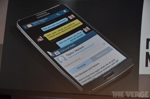 Samsung Galaxy Note 3 ufficiale: Caratteristiche, disponibilità e prezzo