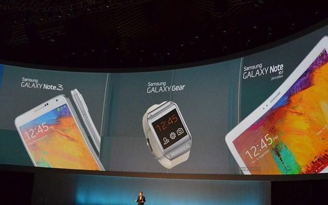 Novità Samsung presentate all'IFA 2013