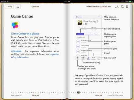 iOS 7: Guida Apple in italiano (PDF)