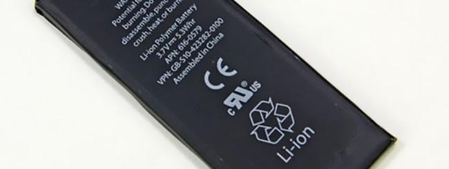 iPhone 5C e 5S: Batterie più grandi di iPhone 5