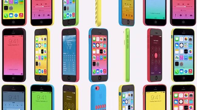 iPhone 5C e iOS 7: Nuovo video Apple
