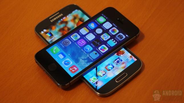 iPhone 5S vs Galaxy S4: Il migliore