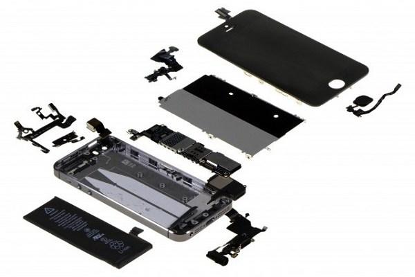 iPhone 5S e iPhone 5C: Veri costi della produzione