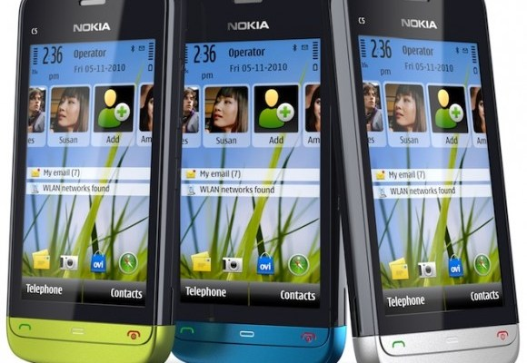 Nokia Symbian chiude il 1 gennaio