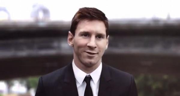 Samsung Galaxy Note 3: Spot con Lionel Messi