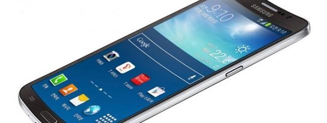 Samsung Galaxy Round e display curvo: Caratteristiche tecniche