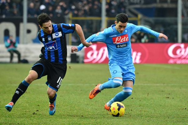 atalanta napoli sintesi video gol youtube