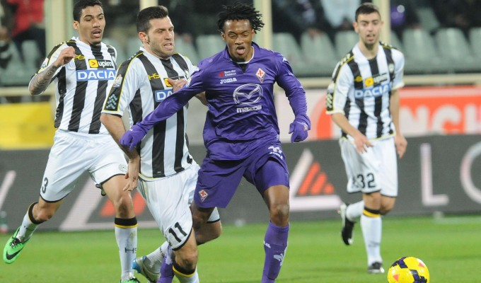 fiorentina udinese video gol youtube sintesi