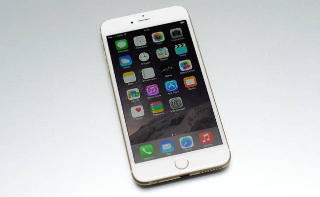 iPhone 6 Plus crash