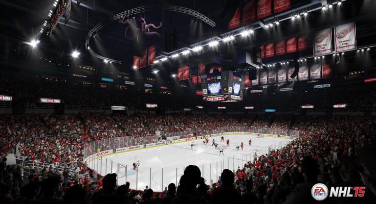 NHL 15 delusione
