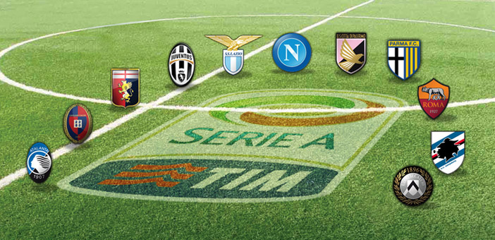 serie a partite streaming live