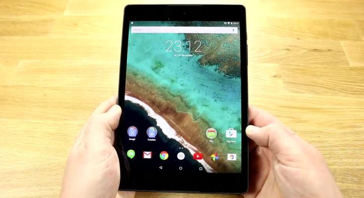 HTC Nexus 9 32 GB Lte