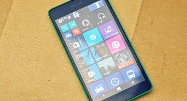 Lumia 535 immagini
