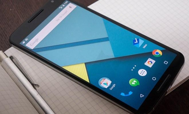 Nexus 6 Europa