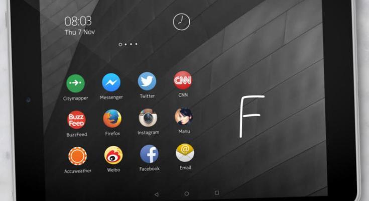Nokia N1 bootloader