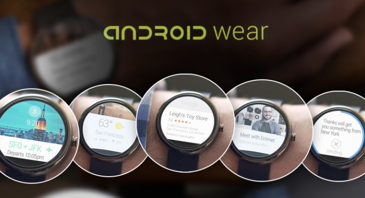 Android Lollipop su Android Wear