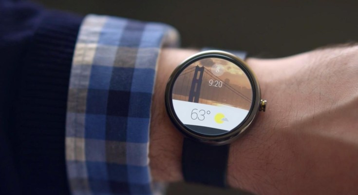 Android Wear App companion