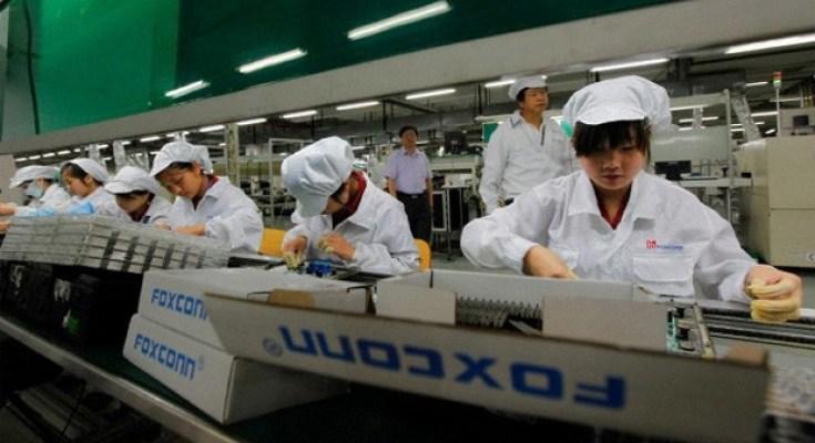 Foxconn display Apple