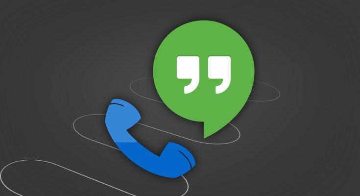 Google Hangouts e Google Drive