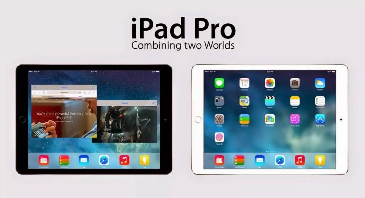 iPad Pro uscita
