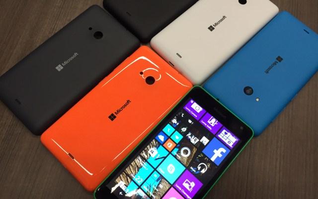 Lumia 535 vs Lumia 530 vs Lumia 630