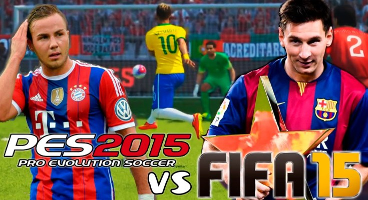 pes 2015 day one