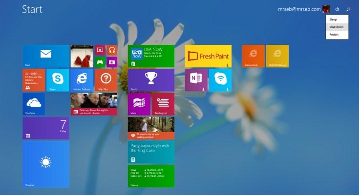 windows 8.1 november update