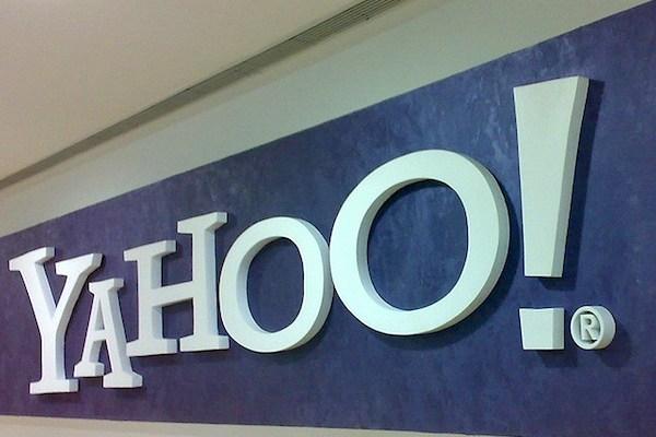 Yahoo safari e Apple
