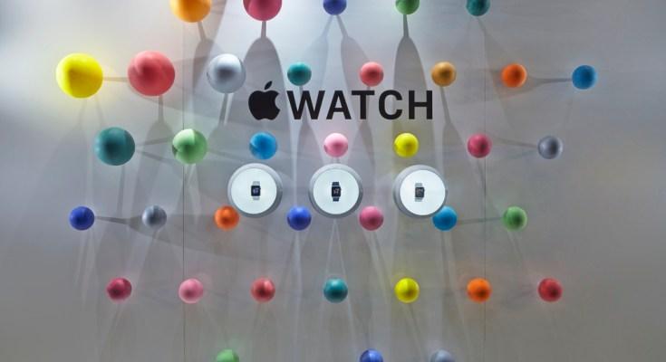 Apple watch produzione