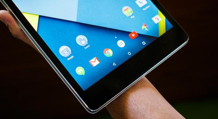 Google Nexus 9 Android Lollipop