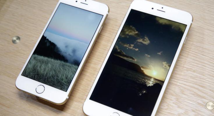 iPhone 6 plus natale