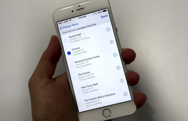 iOS 8.1 firme chiuse