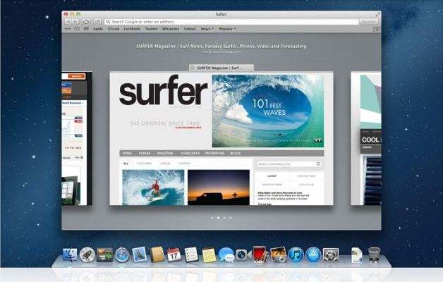 Safari aggiornamento Apple
