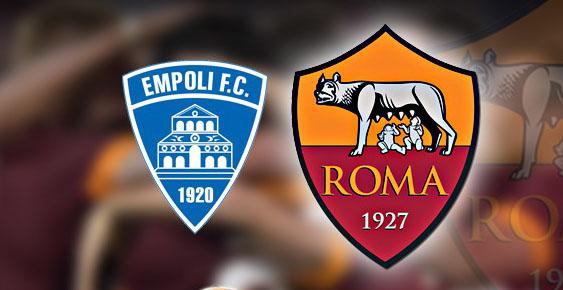 roma-empoli streaming gratis