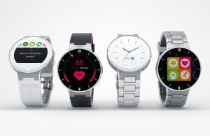 Alcatel OneTouch Watch e la sua vasta gamma di cinturini