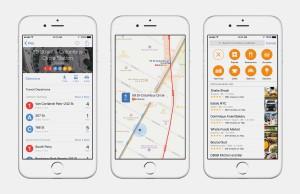 IOS 9 - Map App Upgrade