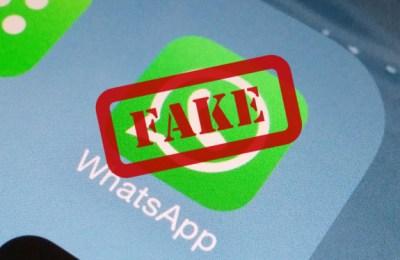 Come stanare il falso whatsapp