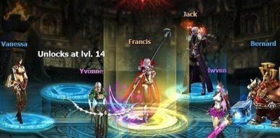 Blade Hunters MMORPG picchiaduro