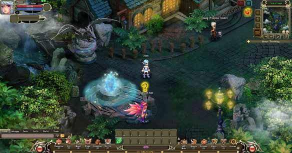MMORPG gioco online