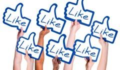 come ottenere like su facebook