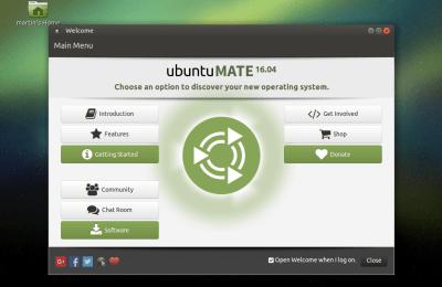 ubuntu mate come funziona